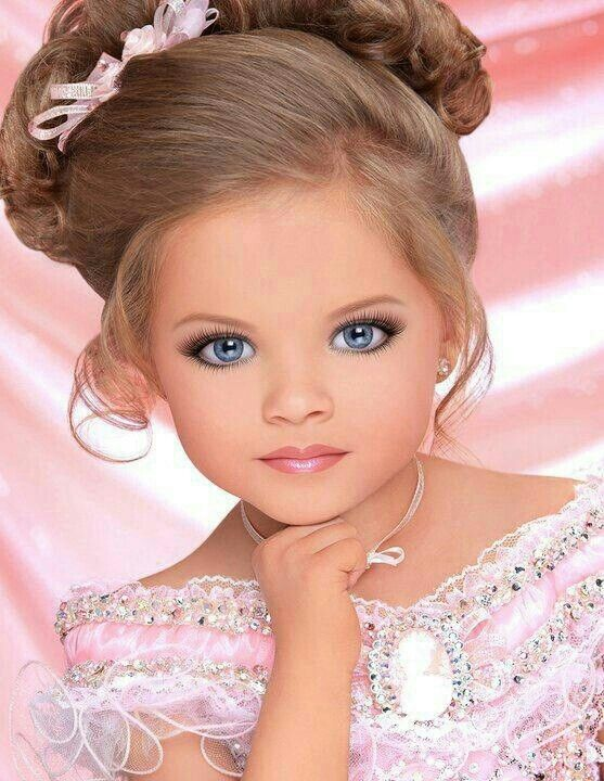 Toddlers And Tiaras Photo Glitz Toddlers And Tiaras Pageant Hair Toddler Pageant