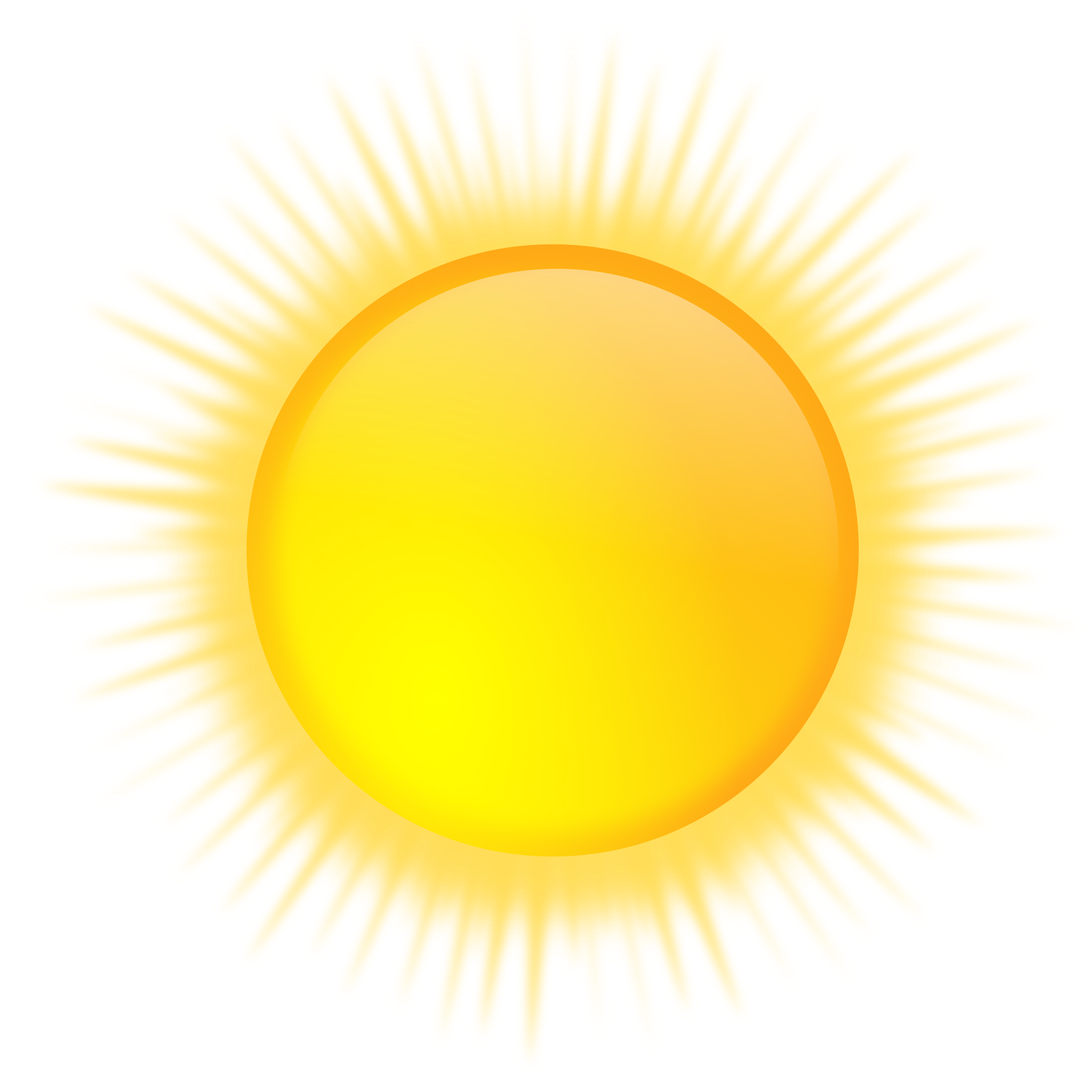 weather icon sunny Weather icons, Best places to live, Sun