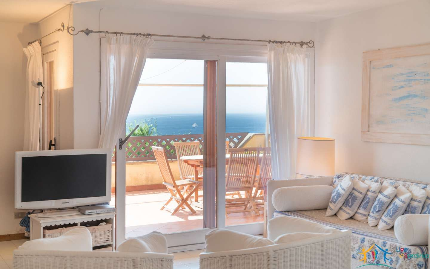 Sea view apartaments for sale in the Italian island of