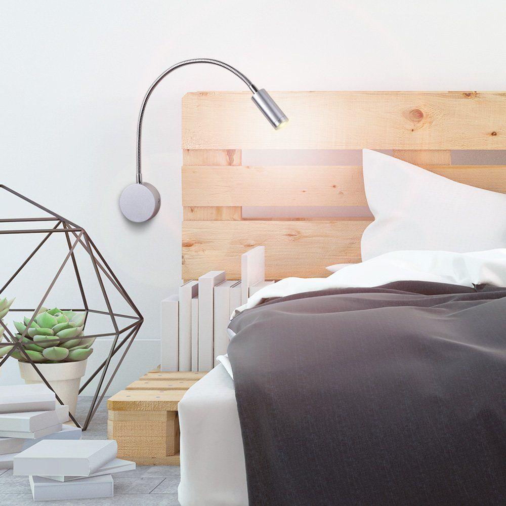 Sunix Bedside Flexible Gooseneck Arm Reading Light 360