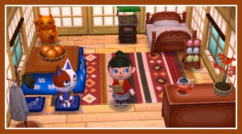 Gaming Diary: Animal Crossing Happy Home Designer #5