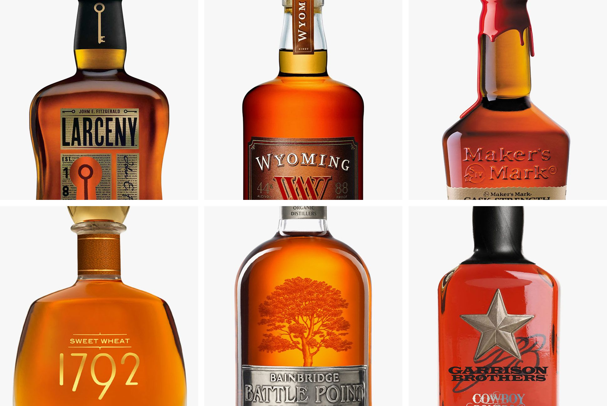 36b3e693 The 6 Best Wheated Bourbon Whiskey Alternatives to Pappy • Gear Patrol