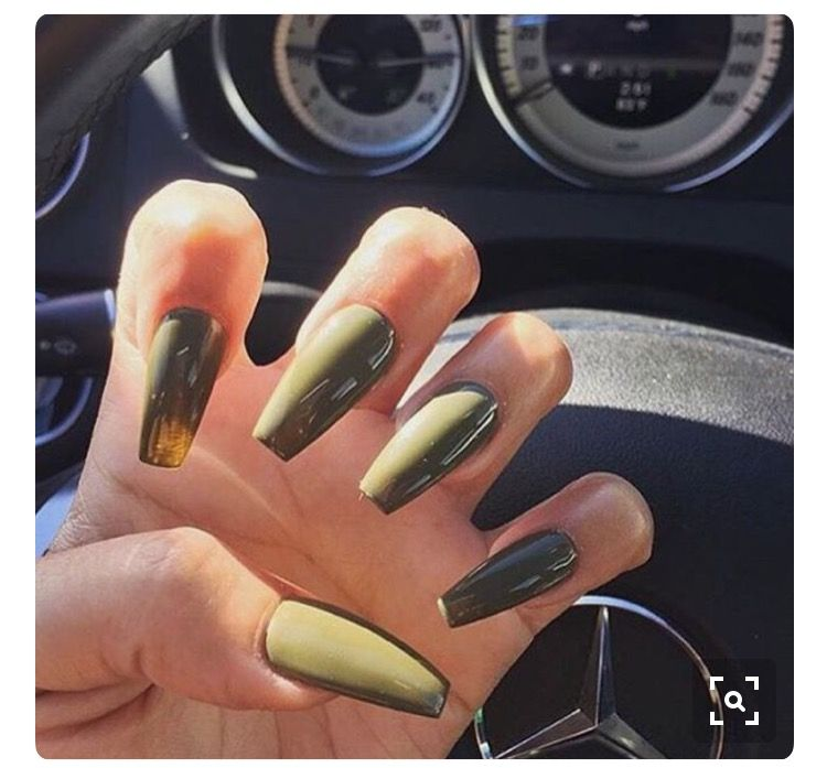 Pin by Dakota Taren on Fresh Nails   Pinterest   Coffin nails and ...