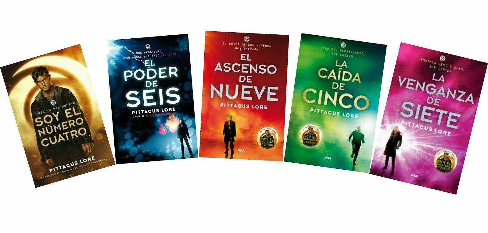 Yo Soy El Numero 4 Soy El Numero Cuatro Libros Para Adolescentes Libros