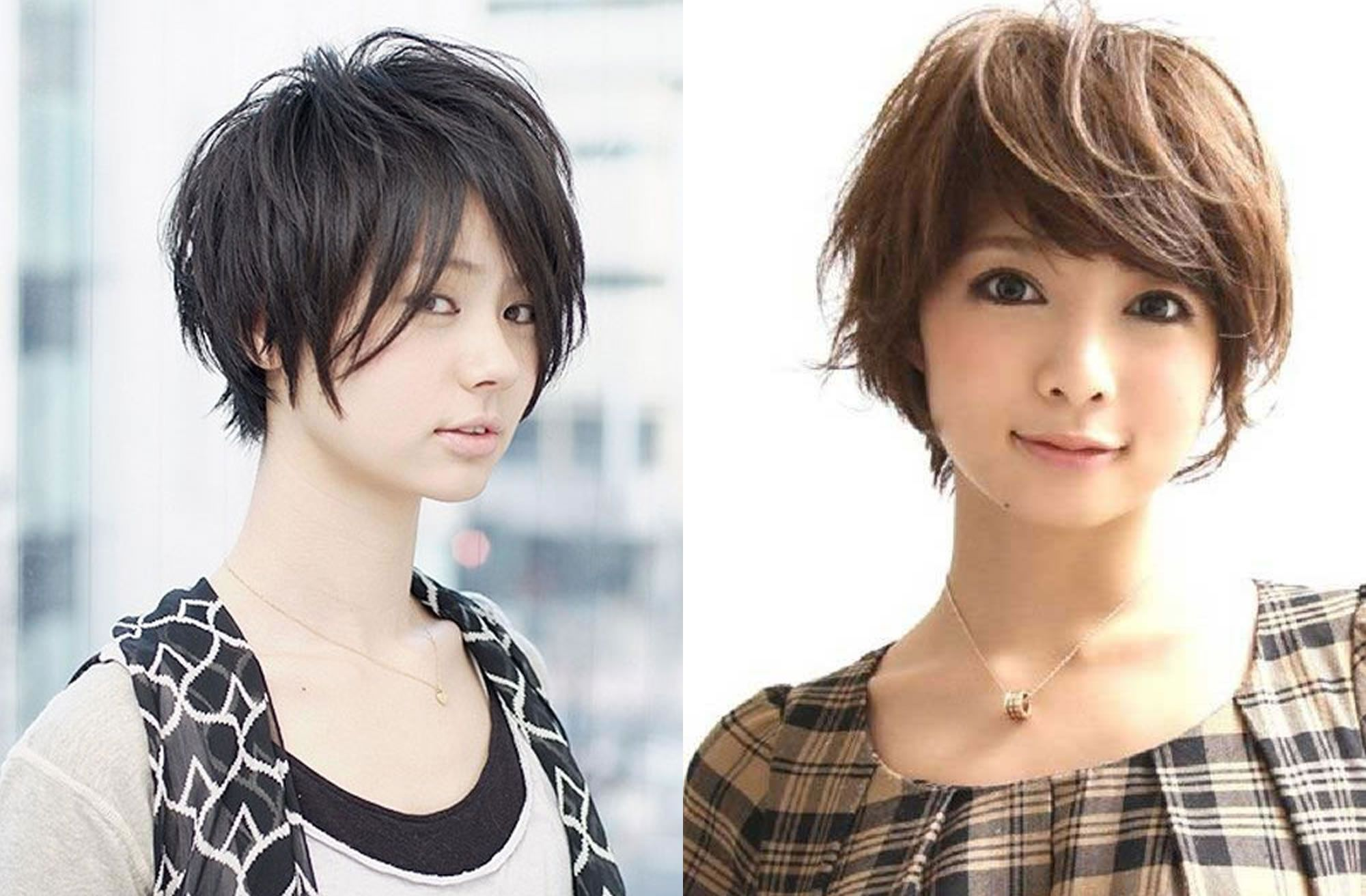 cute 2019 short haircuts for asian women. you will share these