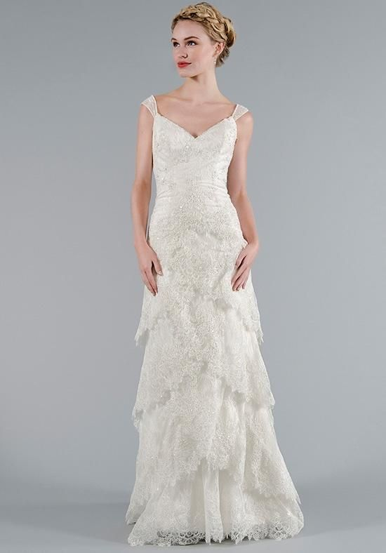 Isaac Mizrahi for Kleinfeld 50031 Wedding Dress - The Knot | A ...