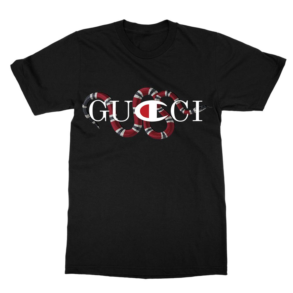 96f606596e5 Gucci x Champion Tee