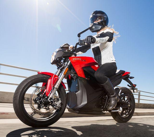 Zero Motorcycles Press Intro Motorcycle Zero Electric