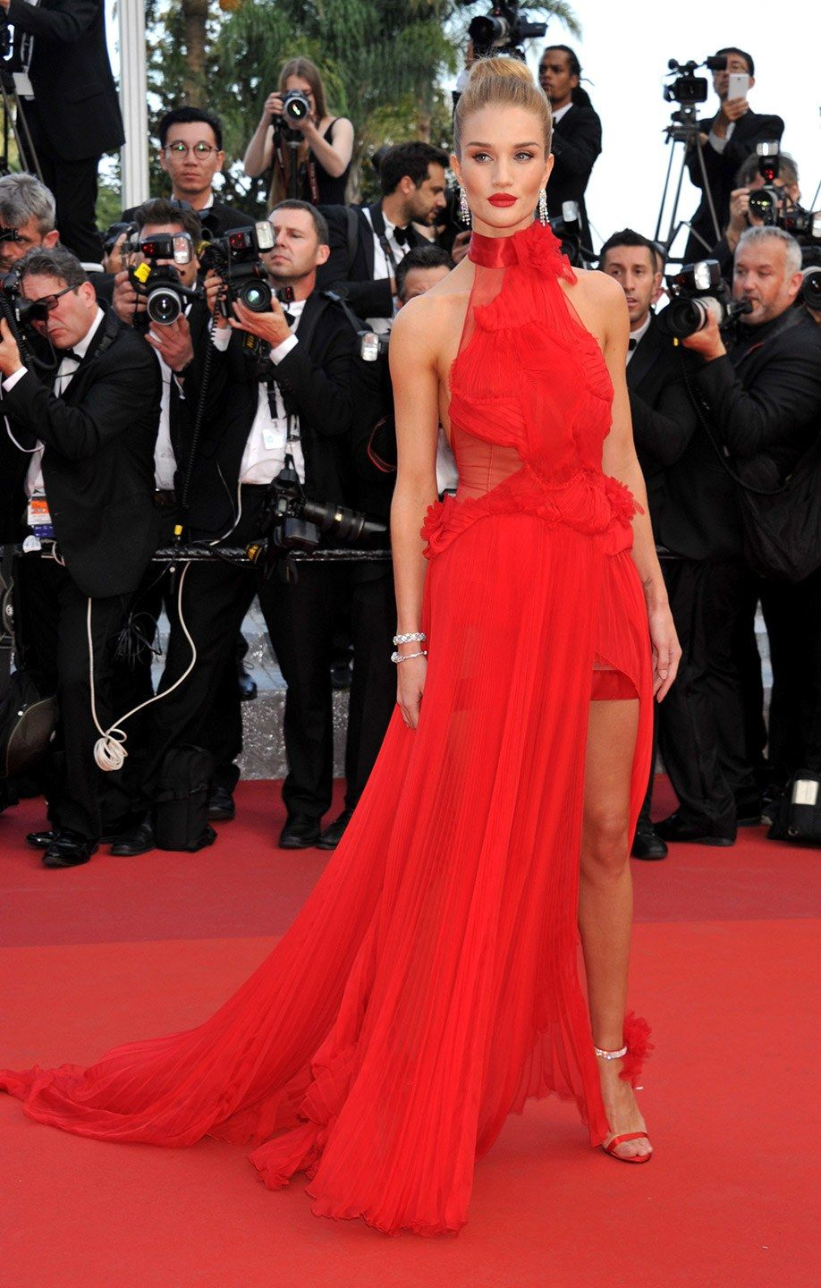 The 2016 Cannes Red Carpet S Best Dressed Celebrities