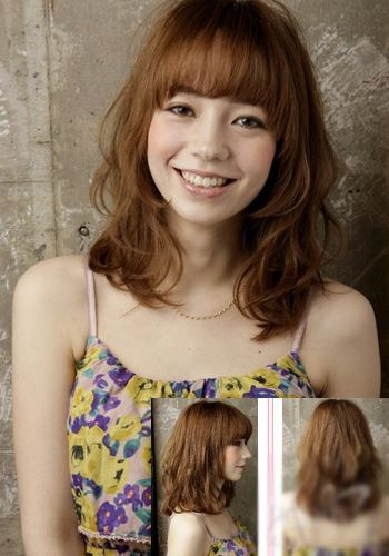 6 Popular Japanese Bob Hairstyles Hair Pinterest Hair Styles