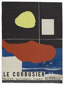 Fondation Le Corbusier - Dessins & Papiers collés