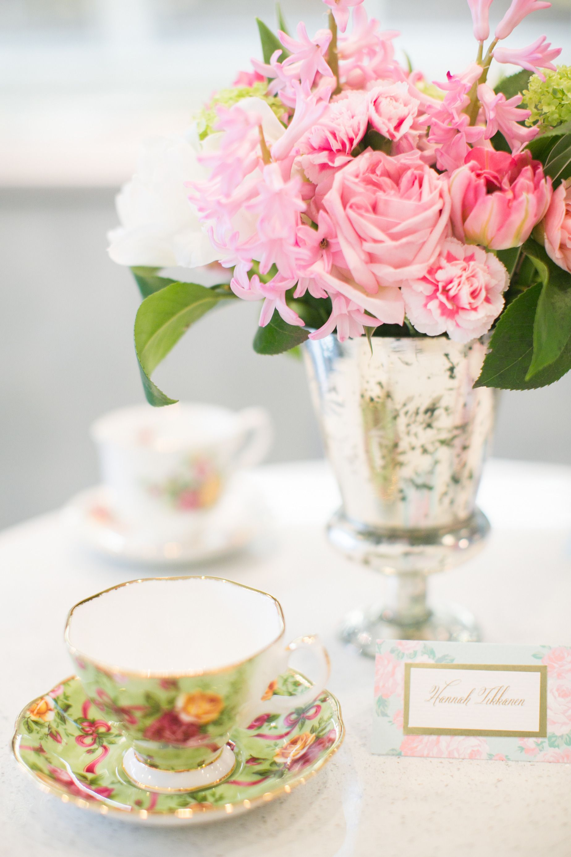 Read More: http://www.stylemepretty.com/living/2015/03/23/french-tea-inspired-surprise-baby-shower/