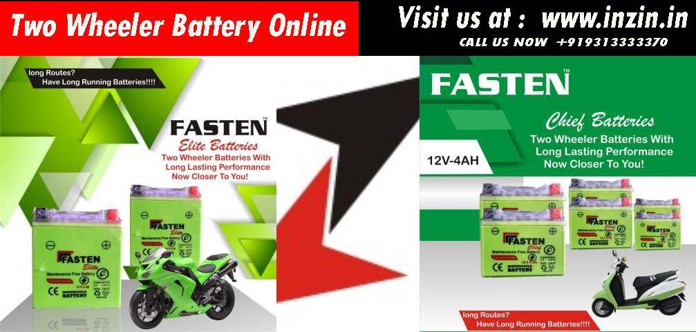 Two Wheeler Battery Online Buy Online Motorcycle Battery In