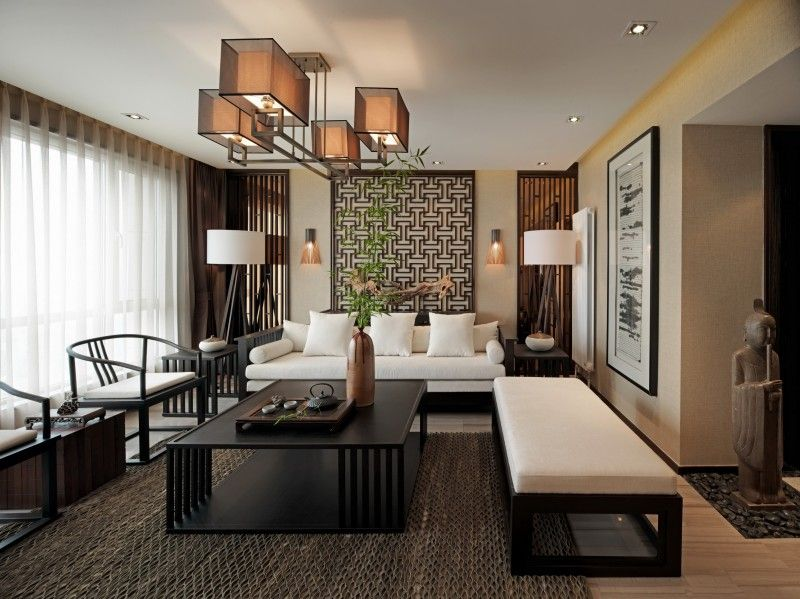 Two Modern Interiors Inspired By Traditional Chinese Decor ...