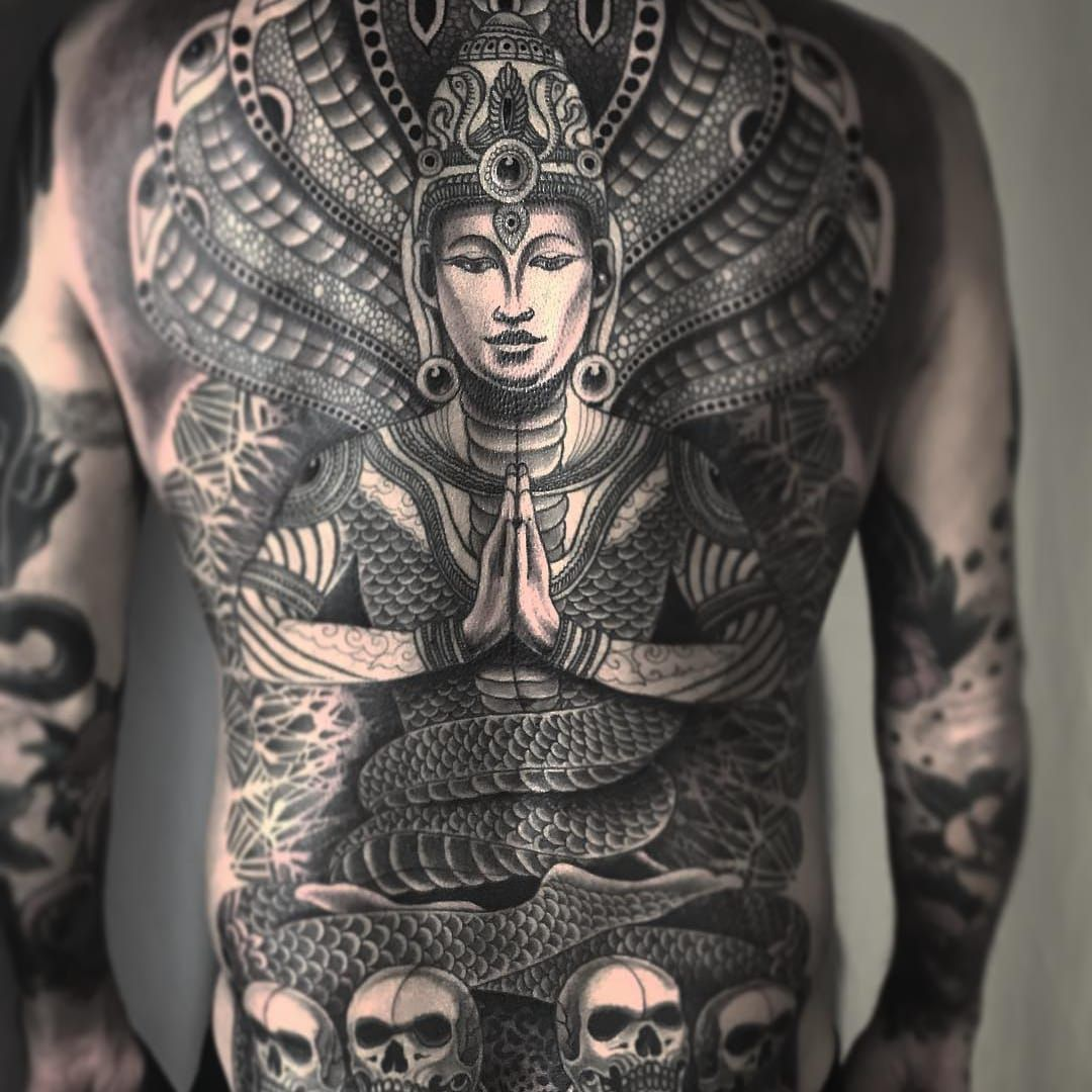 47+ Amazing Snake tattoo meaning in hinduism image ideas