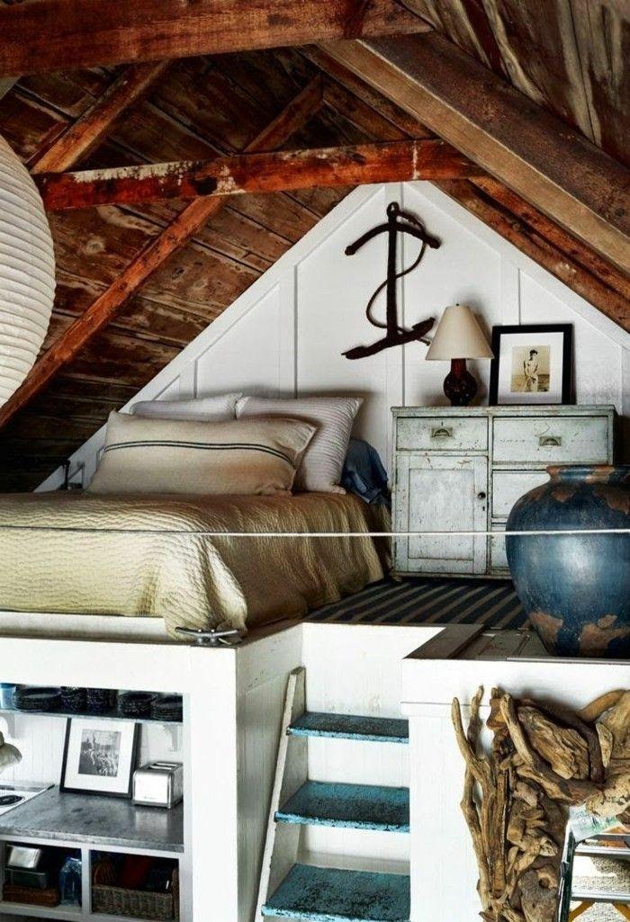 kleine raume wohnlich gestalten dekorieren, welche möbel für dachschrägen machen den raum wohnlich | möbel für, Design ideen