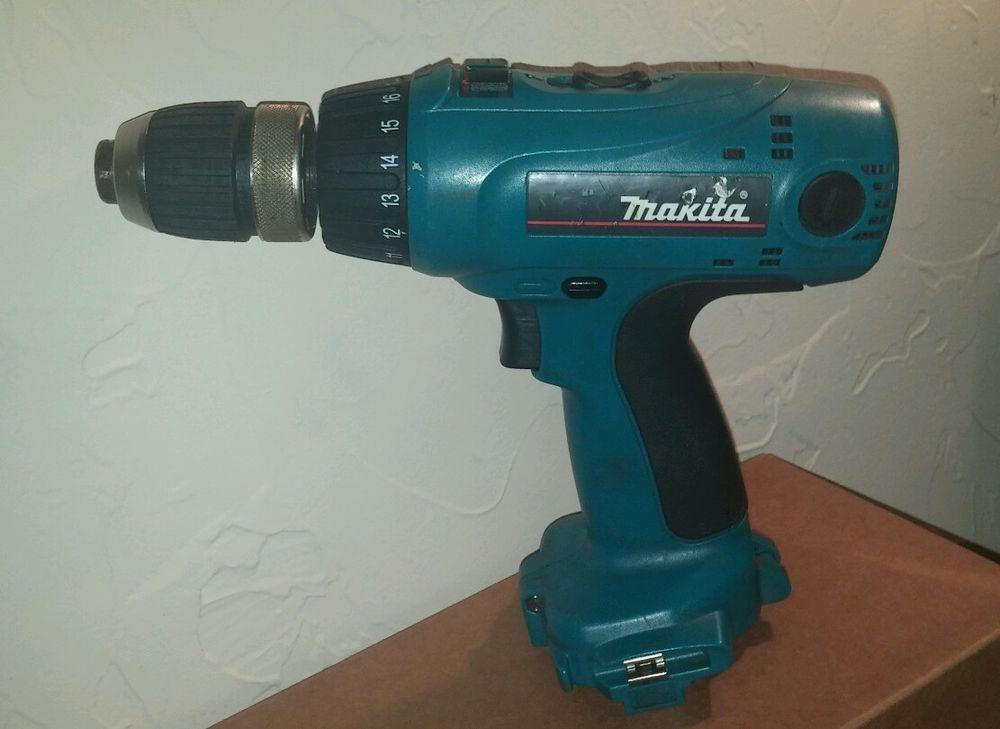 Makita 6317d 12v Ni Mh 1 2 Cordless Drill Driver Makita Cordless Drill Drill Driver Drill