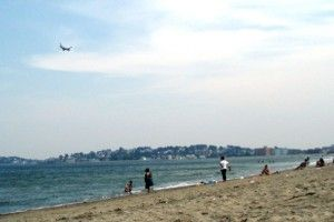 Revere Beach Reveries: A Summer Oasis On Approach to Logan Airport