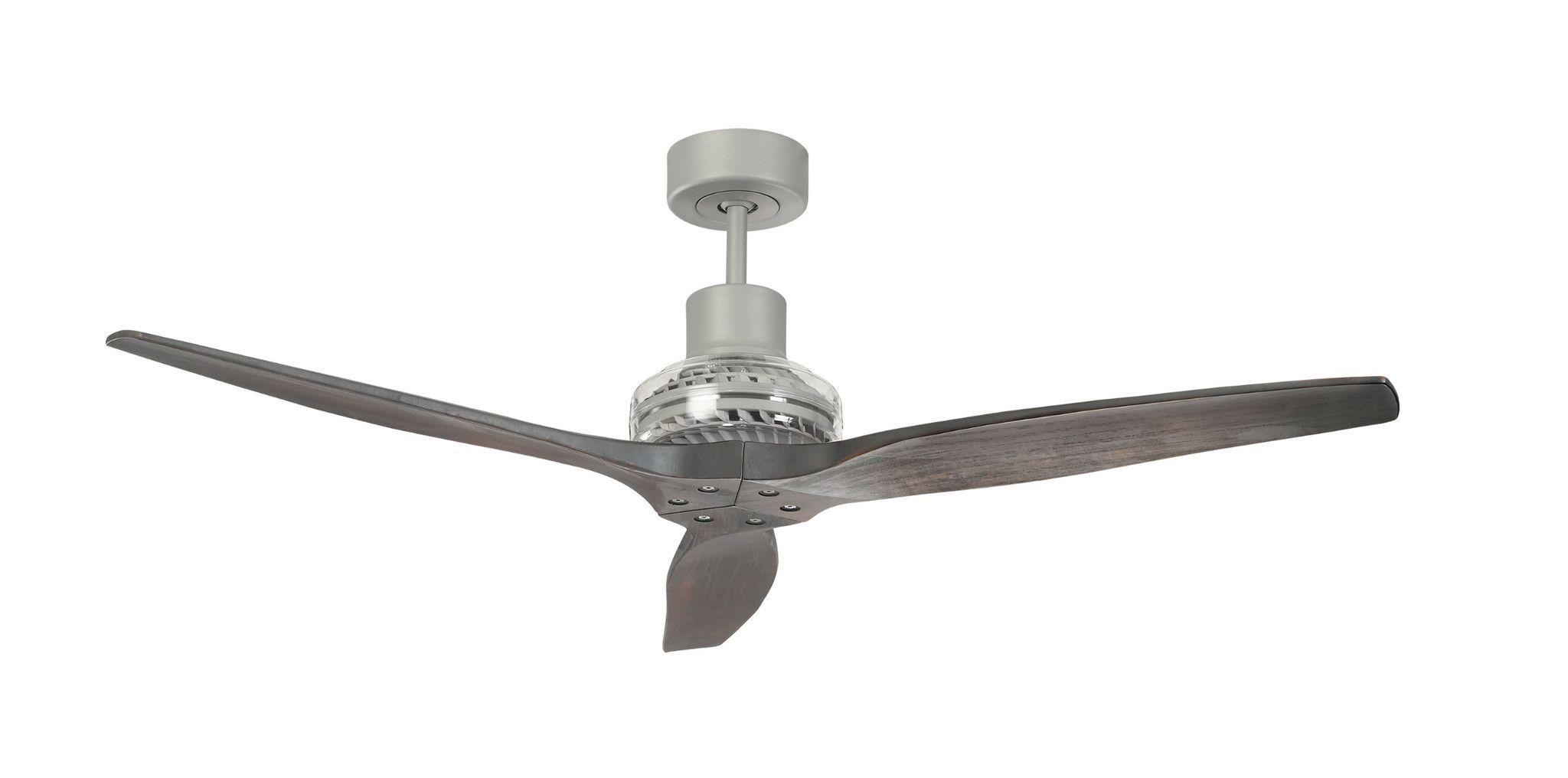 Grey Star Propeller Ceiling Fan Motor