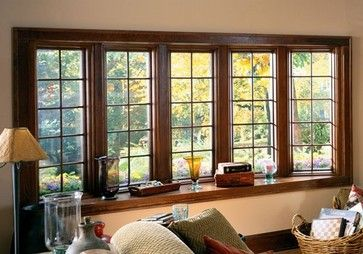 Bay Windows - traditional - windows - Renewal by Andersen