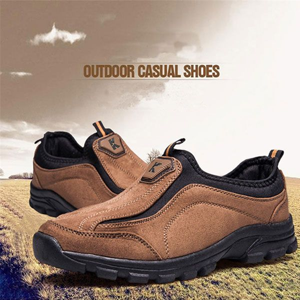 fca74b1022 Men Oxfords Slip On Round Toe Shoes Soft Comfortable Casual Formal Business  Oxfords Shoes