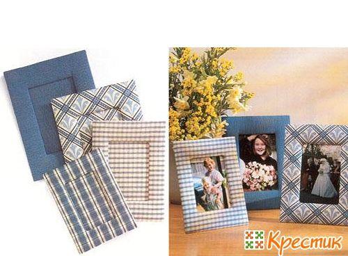 Рамки для фото своими руками картона