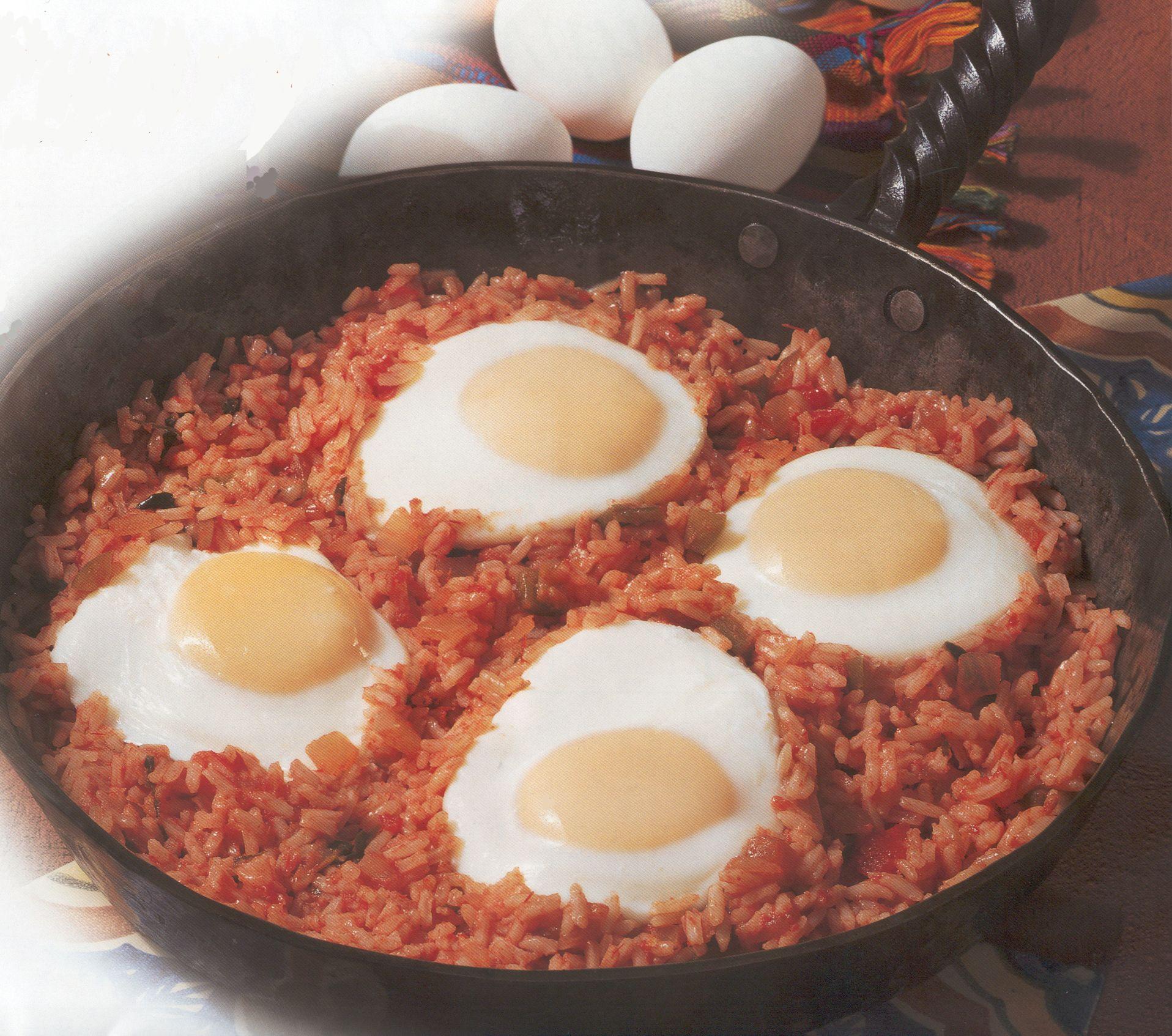 Huevos de Mixco  Prepara huevitos fuera de lo común, prepara Huevos con Arroz, se creativo y aliméntate sano.  ¿Deseas preparar huevitos con la mejor calidad? Los llevamos a la puerta de tu casa.  Contáctanos: Tel. 24931313 o escríbenos a info@huevosdemixco.com