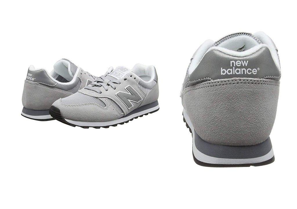 New Balance ML373, Zapatillas para Hombre, Gris (Light Grey ...