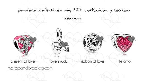 Pandora Valentine S Day 2017 Preview Pandora 2017