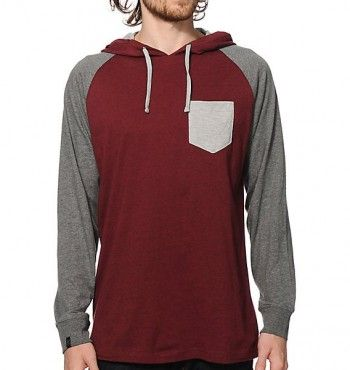 Wholesale Maroon Block Raglan Shirt Manufacturers in USA, UK