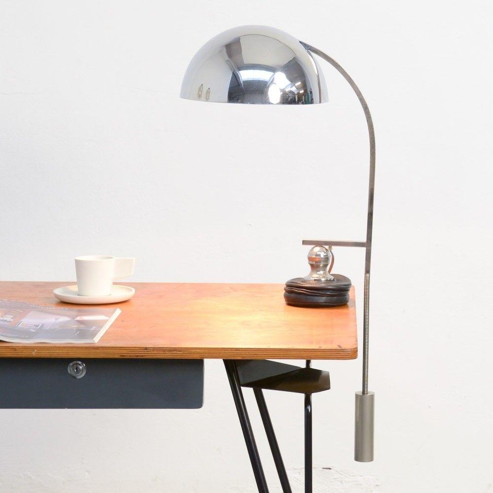 Mobile Desk Lamp by Jacques Charpentier, 1970s | Desk lamp