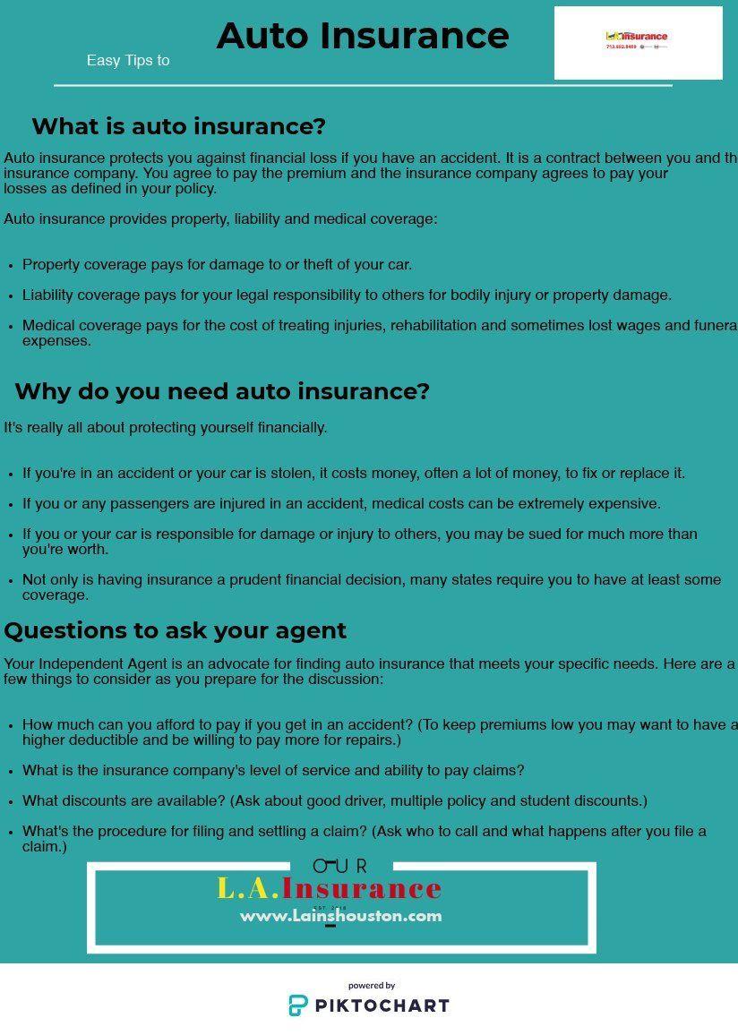 Car Insurance By Lains Houston On Auto Insurance Houston