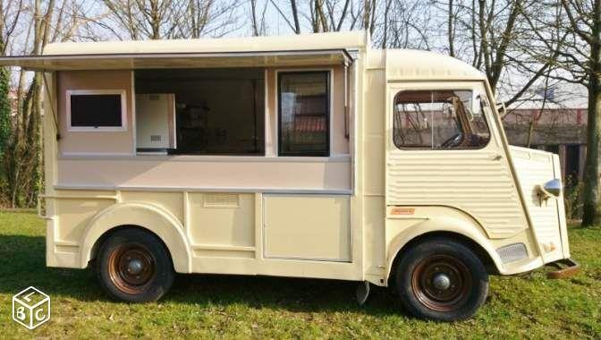 citroen hy tube food truck pizza voitures nord citroen type hy catering van. Black Bedroom Furniture Sets. Home Design Ideas