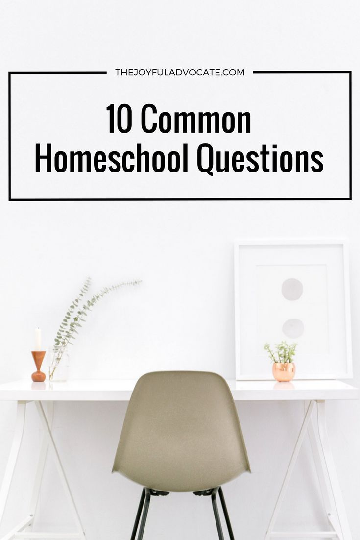 I'm answering the 10 most common homeschool questions we get asked so you can begin homeschooling with confidence and peace!