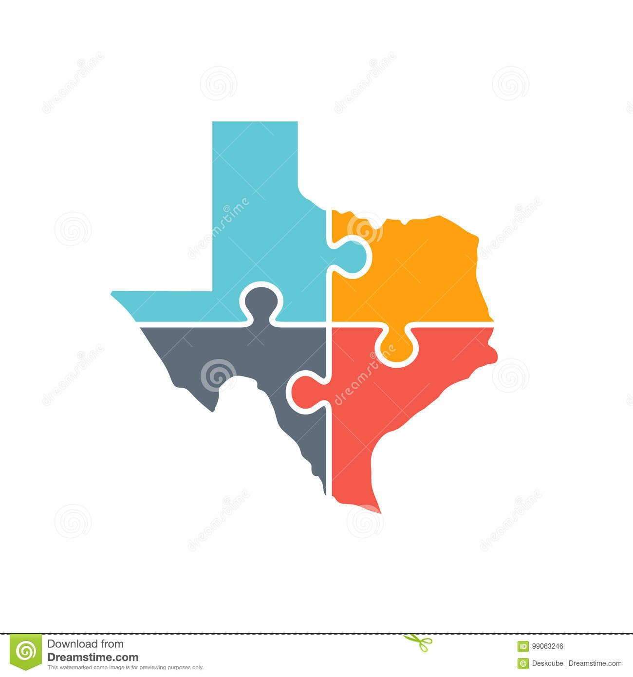 Texas map puzzle logo illustration dreamstime texas pinterest texas map puzzle logo illustration gumiabroncs Choice Image