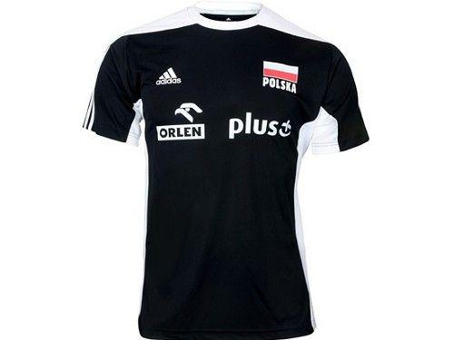 Koszulka Adidas Polska Siatkowka Rozmiar M 4421884027 Oficjalne Archiwum Allegro