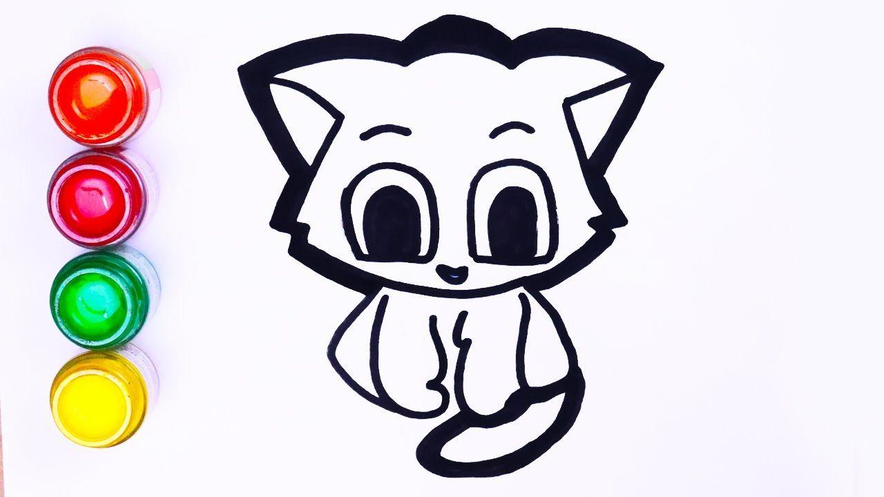 Menggambar Dan Melukis Kartun Dengan Mudah Langkah Demi Langkah Mengga Toy Art Kartun Lukisan