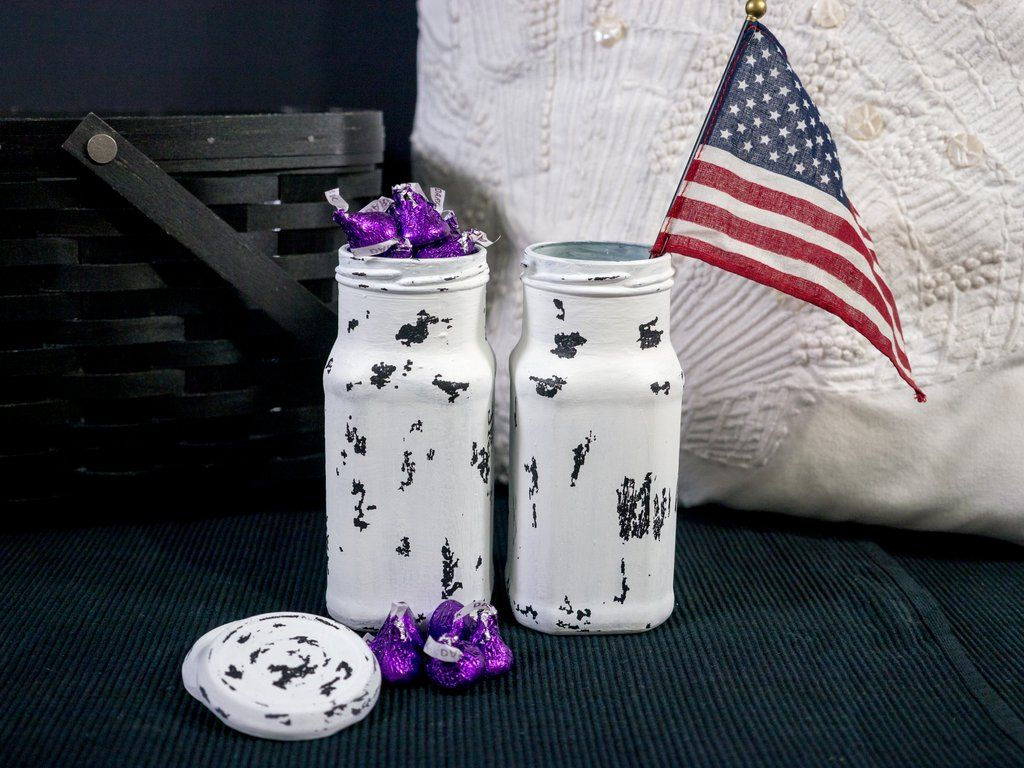 Two Moo Jars