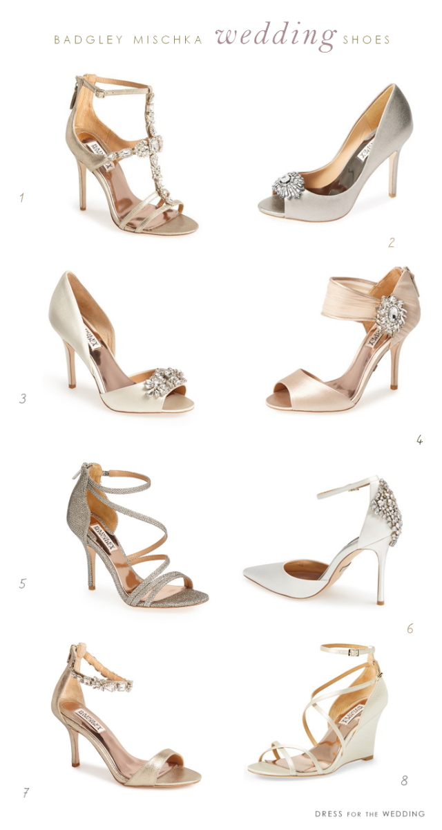 Best Wedding Shoes By Badgley Mischka The Perfect Bridal Shoes Bride Shoes Bridal Shoes Wedding Shoes