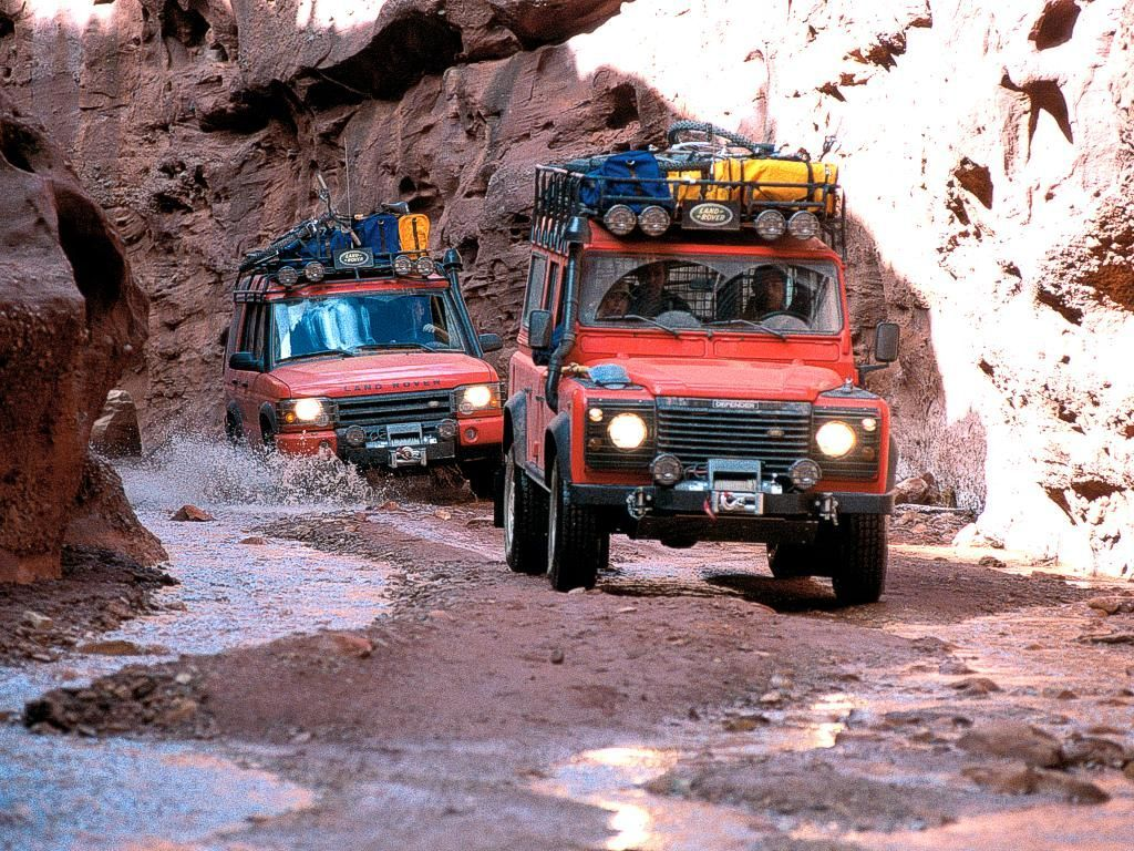 Land Rover Defender G4 Challenge Best 4x4xfar Pinterest