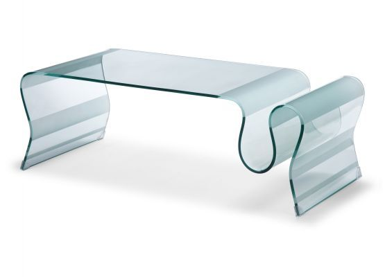 Coffee Table For Contemporary Fans Acrylic Coffee Table