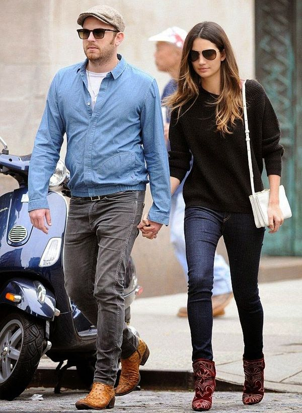 How long have caleb followill and lily aldridge been dating 8