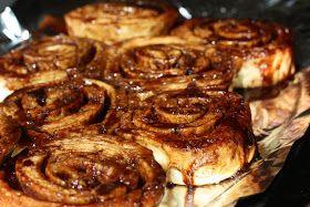 Delicious Gluten Free Baking: GF Cinnamon Rolls