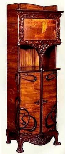 Nancy Fut Un Des Tres Grands Centres D 39 Art Nouveau Entraine Par La Figure Tutelaire D 39 Emile Gall Mobilier Art Deco Meubles Art Nouveau Meubles Art Deco