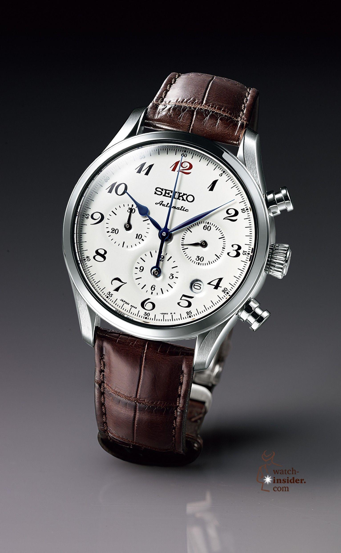 9d8865621b9 Seiko Presage Automatic Watch 60th Anniversary Limited Edition. Relogio  Classico