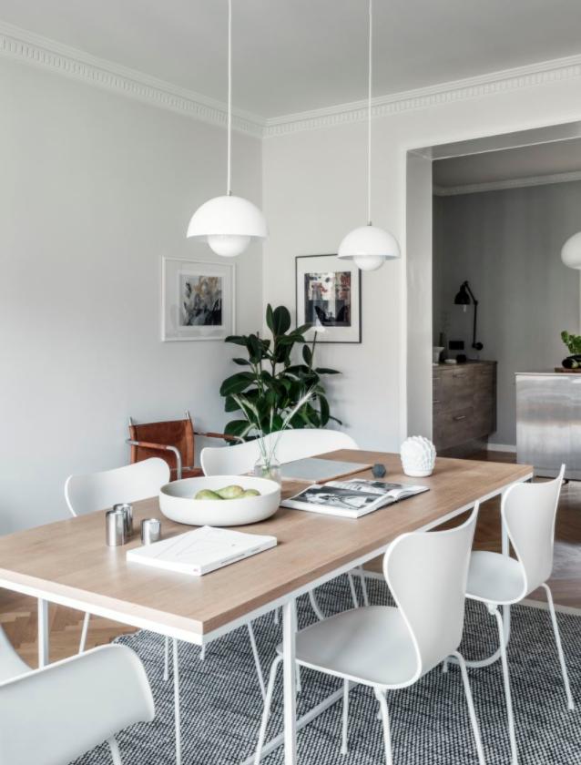 Light And Cozy Home Coco Lapine Design Scandinavian Dining