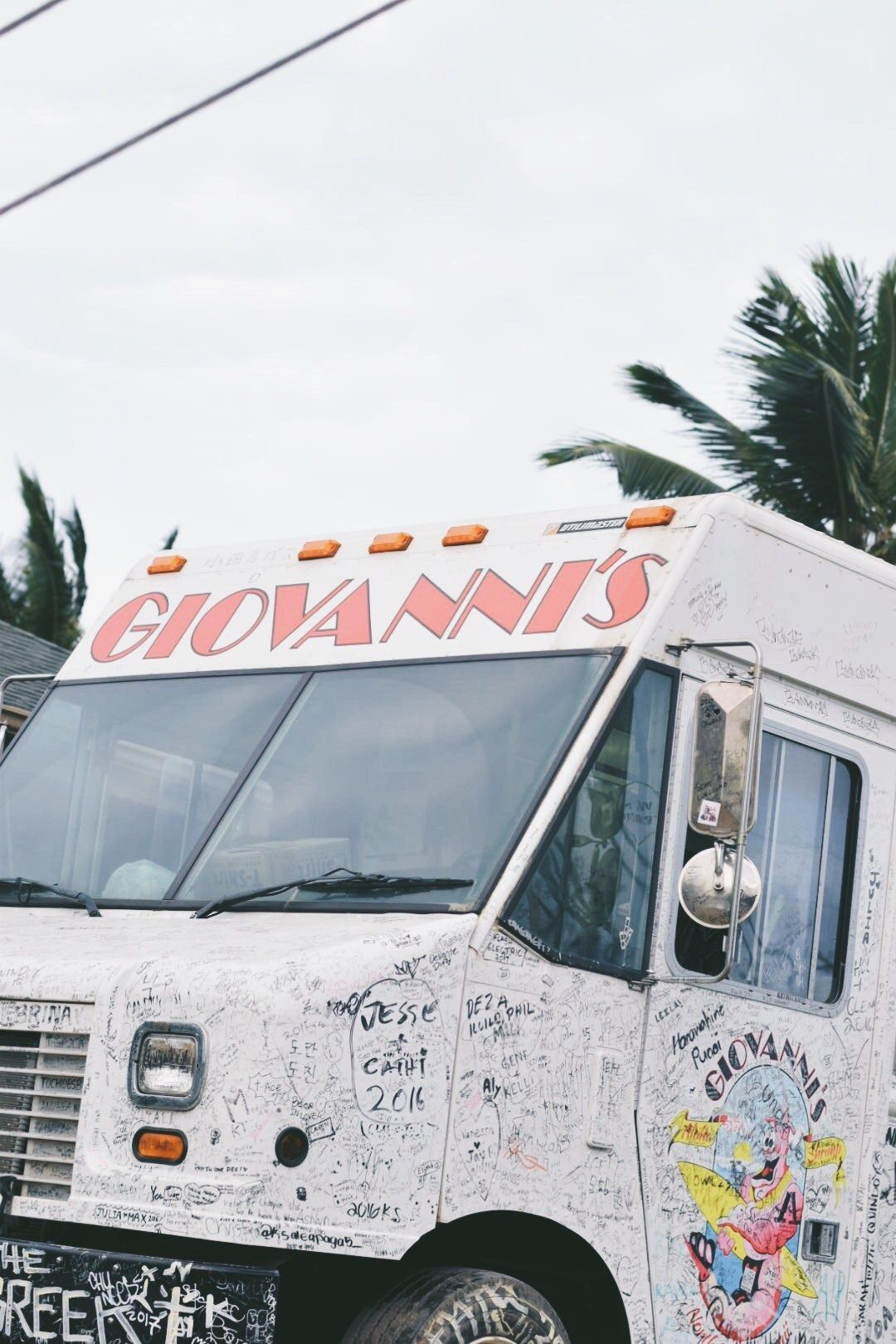 giovanni's shrimp truck, oahu northshore, what to eat in