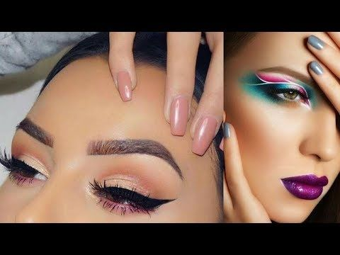 quick and easy party makeup tutorial conpilation for girls