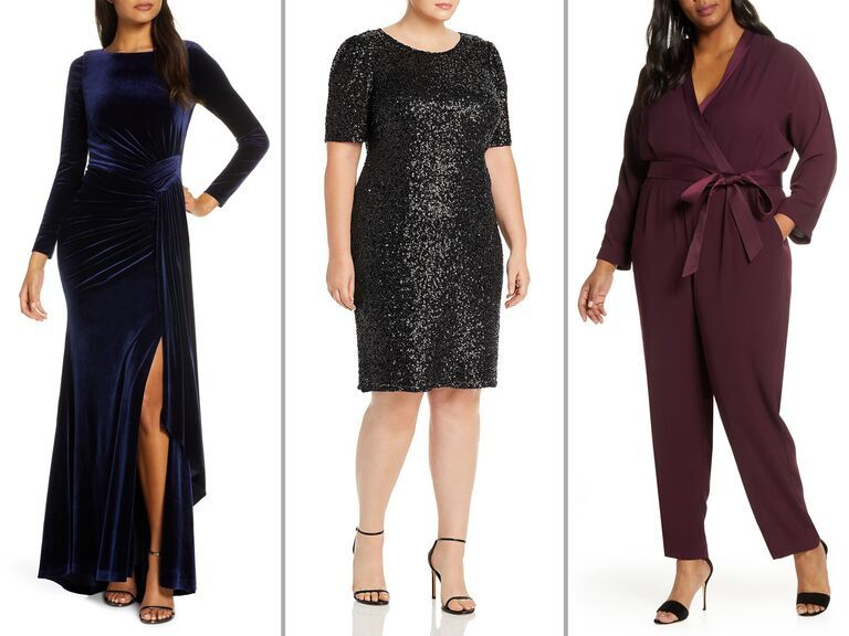 What to Wear to a Winter Wedding: 65 Gorgeous Dresses for ...