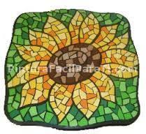 Resultado de imagen para diseño de flores para mosaicos